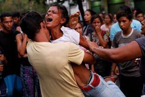 Cháy lớn nhà tù ở Venezuela, hàng chục người thiệt mạng