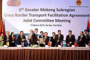 Các lĩnh vực chủ chốt của Chương trình hợp tác Tiểu vùng Mê Công GMS