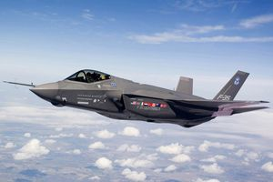 'Ác mộng' của Trung Quốc: Mỹ bán F-35 cho Đài Loan