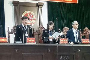 Bị cáo Đinh La Thăng nhận thêm án 18 năm tù, bồi thường 600 tỷ đồng