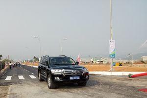 Đà Nẵng: Thông xe tuyến đường động lực 153 tỷ đồng