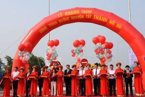 Đà Nẵng khánh thành tuyến đường Nguyễn Tất Thành nối dài