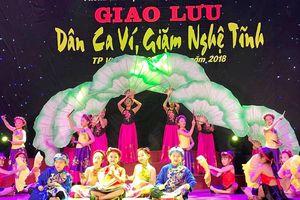 Cuộc thi 'Hát dân ca trong trường học' ở Nghệ An có 21 đoàn tham gia