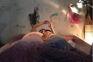 Sau 'cảnh nóng sập giường', Trà My bị lạm dụng tình dục trong phim mới