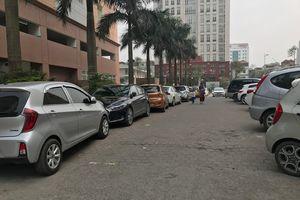 Quận Hà Đông 'im lặng' về 7 bãi xe sai phép tại phường Mộ Lao