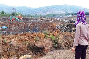 Mỏ đá bị dân tố làm ảnh hưởng đến vườn cà phê: Thực hiện bảo vệ môi trường chưa đúng với ĐTM