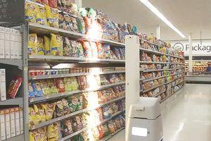 Walmart dùng robot khiến khách hàng lo sợ 'cứ tưởng robot xâm lăng'
