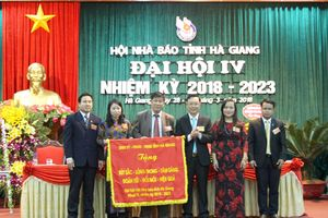 Hà Giang: Ông Lê Trọng Lập tái cử Chủ tịch Hội nhà báo tỉnh khóa IV