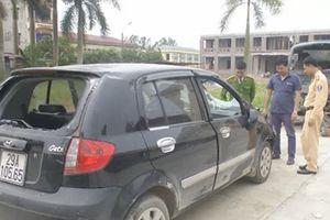 Chủ tịch xã tự thú lái ô tô tông 4 học sinh, 1 em thiệt mạng