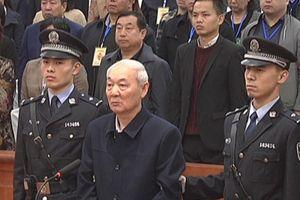 'Bố già' Trung Quốc lãnh án tử hình vì nhận hối lộ 3.600 tỉ đồng