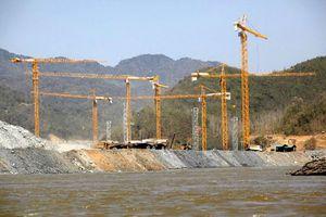 Hàng trăm thủy điện thượng nguồn Mekong đe dọa ĐBSCL