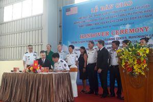 Mỹ chuyển giao 20 triệu USD thiết bị cho Cảnh sát biển Việt Nam