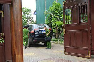 Vụ bắn chết người tại Kon Tum: Khám xét khẩn cấp nhà 'Sơn Cầu Giấy'