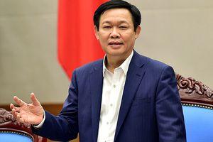 Phó Thủ tướng Vương Đình Huệ tiếp Đoàn khảo sát IMF