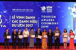 Vinh danh các doanh nghiệp du lịch hàng đầu Việt Nam