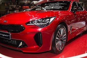 Cận cảnh Stinger GT - Sedan đỉnh nhất của Kia tại Bangkok Motor Show 2018