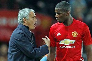 Paul Pogba muốn rời Manchester
