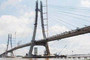 Một số dự án giao thông phía Nam bị chậm tiến độ