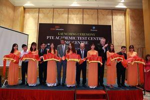 Khánh thành Trung tâm đào tạo và kiểm tra đánh giá theo chuẩn PTE Academic tại Hà Nội