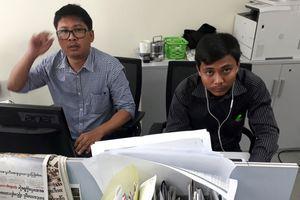 Amal Clooney bào chữa cho 2 phóng viên Reuters bị bắt ở Myanmar