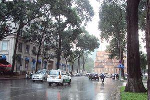 Dự báo thời tiết ngày 31/3: Nam Bộ mưa dông, miền Bắc đề phòng tố, lốc