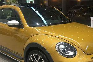 'Con bọ' Volkswagen Beetle huyền thoại sắp bị khai tử