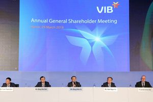 VIB sẽ niêm yết cổ phiếu trên HOSE ngay trong năm 2018