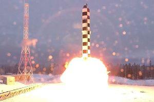 Bộ Quốc phòng Nga tung video phóng thử ICBM 'Quỷ Sa tăng' Sarmat