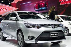 Thị trường ô tô Việt: Toyota Vios giảm giá bán từ 10-30 triệu đồng/chiếc