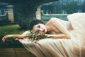 Vẻ đẹp ngọt và lạ của Bảo Anh - bạn gái tin đồn Bùi Tiến Dũng