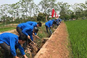Tuổi trẻ Đất Tổ 'tăng tốc' cuộc đua Tháng Thanh niên
