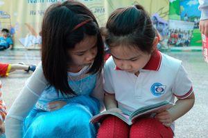 Hà Nội: Hơn 12.000 bạn nhỏ tham gia Đại sứ Văn hóa Đọc