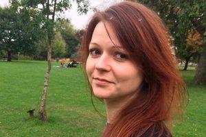 Tình hình con gái cựu điệp viên Nga bị đầu độc có tiến triển tốt