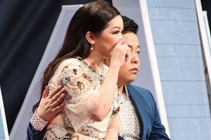 Lần đầu tiên làm HLV, 'Hoa hậu Bolero' Như Quỳnh bật khóc như mưa khi chia tay học trò