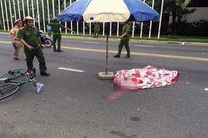 Xe đạp va chạm với xe máy, một Việt kiều Mỹ tử vong thương tâm
