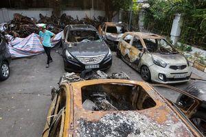 Vụ cháy chung cư Carina: Chắc chắn khởi tố bị can để xử nghiêm