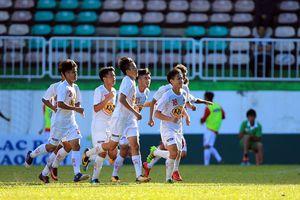U19 HAGL- U19 Chonburi: Chiến thắng xứng đáng cho đội trẻ của phố Núi