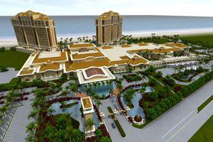 Công ty Long Sơn được chấp thuận tiếp tục làm chủ đầu tư dự án Madison Hồ Tràm