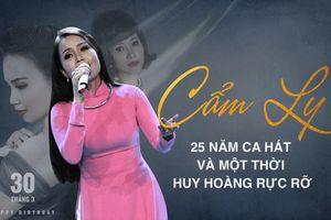 Cẩm Ly - 25 năm ca hát và thời hoàng kim rực rỡ