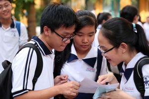 Ngày 2 và 3.6, thi lớp 10 tại TP.HCM