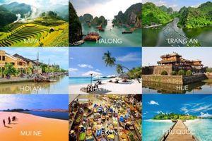 Quý I/2018, khách quốc tế đến Việt Nam tăng 30,9% so với cùng kỳ năm trước