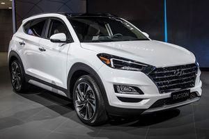 Hyundai Tucson 2019 trình làng, đối đầu Mazda CX-5