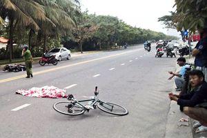 Đạp xe tập thể dục, Việt kiều Mỹ 62 tuổi bị xe máy tông tử vong