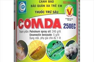 Thuốc trừ sâu Comda 250EC