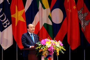 Thủ tướng kết luận phiên toàn thể Hội nghị GMS 6