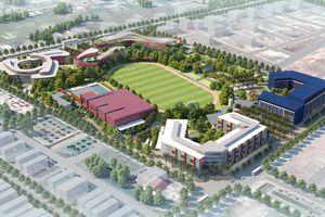 Khởi công thành phố giáo dục quốc tế đầu tiên tại Việt Nam