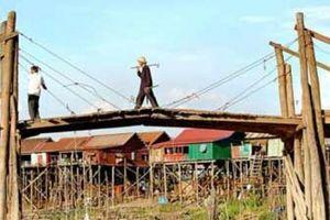 Tuyên bố đáng sợ từ một diễn đàn: Lưu vực Mekong lâm cảnh khốn cùng