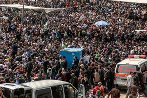 LHQ họp khẩn sau khi Israel nã pháo tấn công ở Dải Gaza