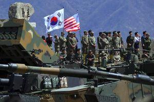Hàn Quốc và Mỹ chuẩn bị tập trận quân sự chung