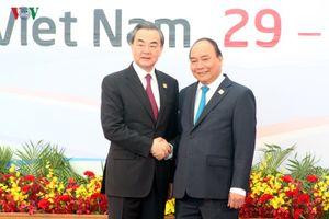 Thủ tướng chủ trì lễ đón các trưởng đoàn dự GMS6 và CLV10